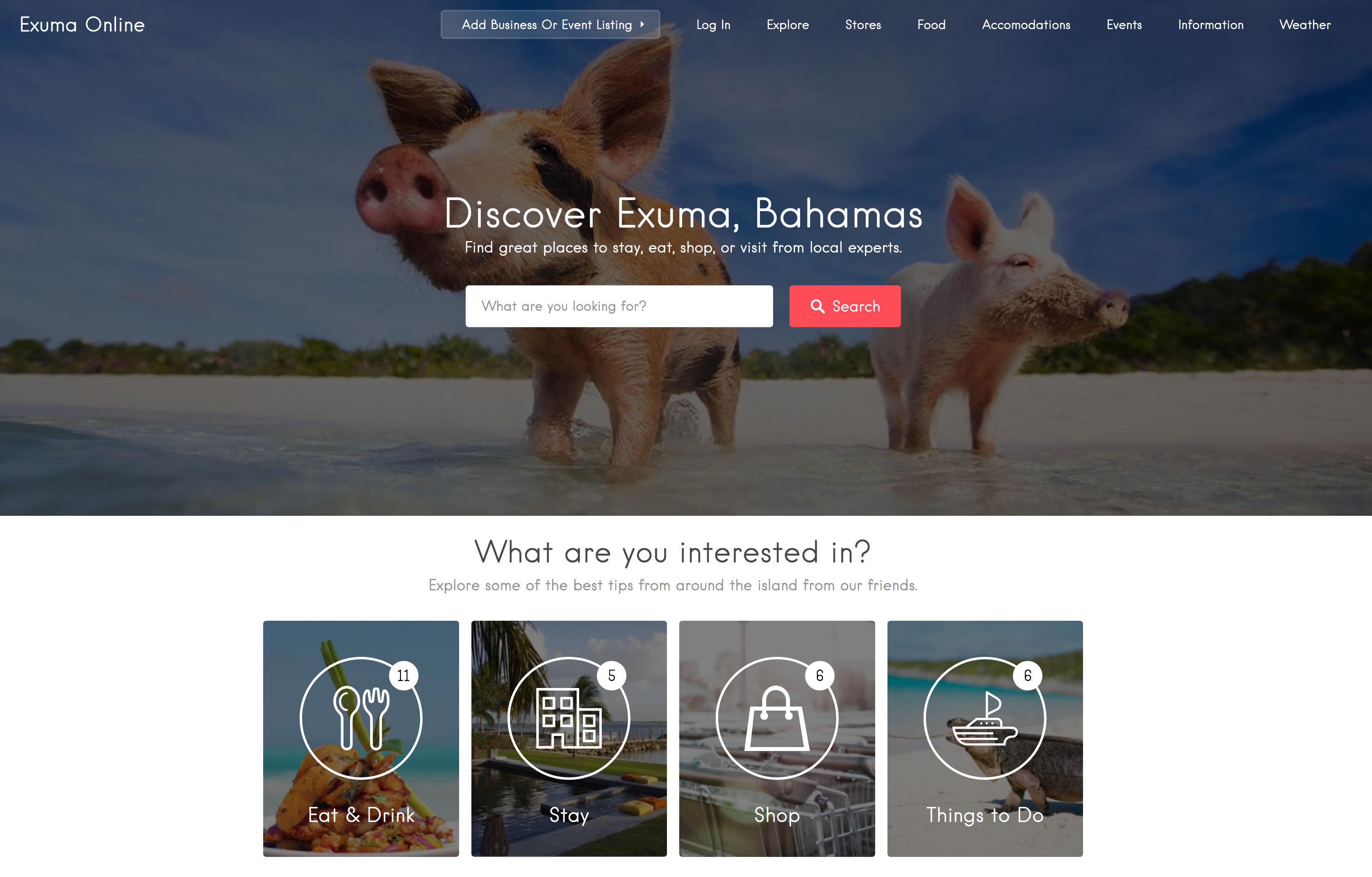 Community - Exuma Online